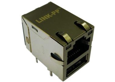 RJ45 συνδετήρας USB